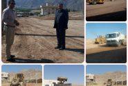 زیر سازی و احداث خیابان شهرداری